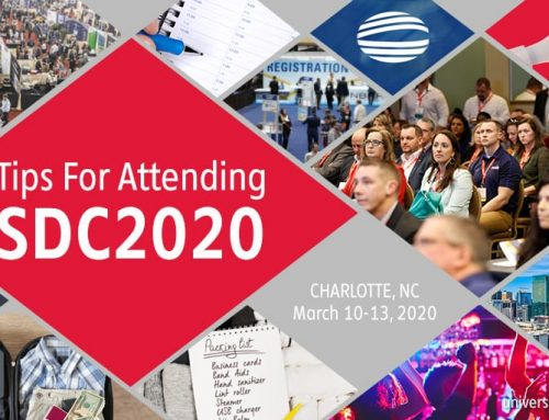 Attending SDC2020? The Pro's Guide to getting the MOST from SDC.