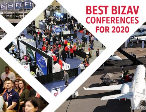 The Best Business Aviation Conferences for 2020